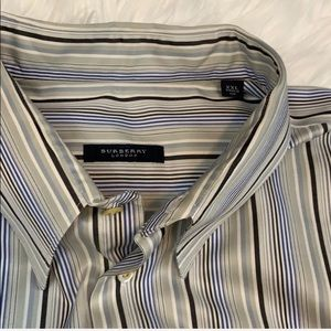 Burberry Casual Button Down Shirt